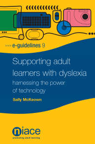 Supporting adult learners with dyslexia- click for more info